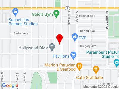 837 N Cahuenga Blvd, Hollywood, California 90038