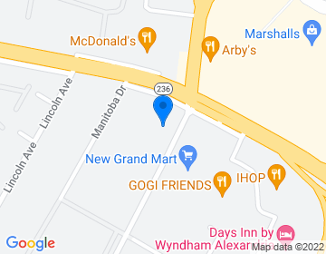 Google Map of 6301 Little River Turnpike, Suite 300Alexandria, VA  22312