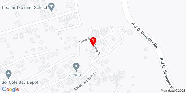 Google Map of St. Maarten (Yogesh Commercial Complex)