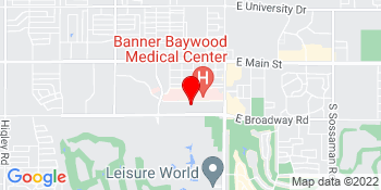 Desert Breast Center – Power & Baywood