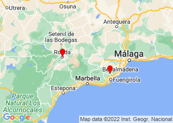 SPAIN - White Villages of Andalucia Group Tour