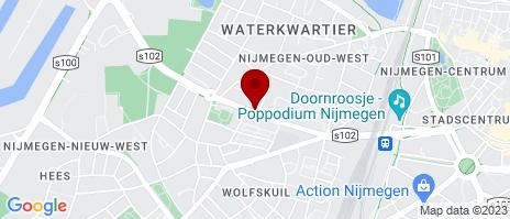 Locatie Stichting Kattenzorg Nijmegen e.o.