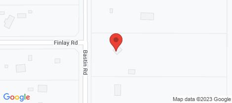 Location map for 180 Bastin Rd Howard Springs