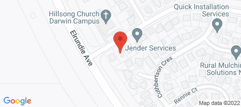 Location map for 4 Moulden Tce Moulden