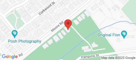 Location map for Lot 23/136-166 Moore Road Kewarra Beach