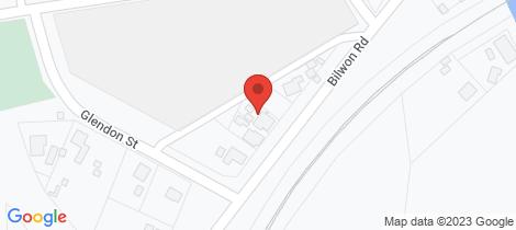 Location map for 8 Bilwon Biboohra