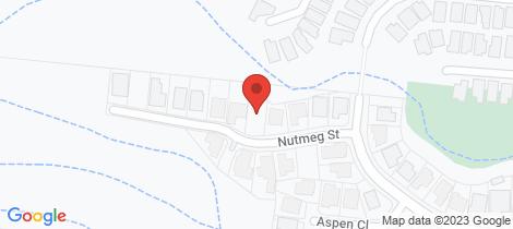 Location map for 10 Nutmeg Street Mount Sheridan