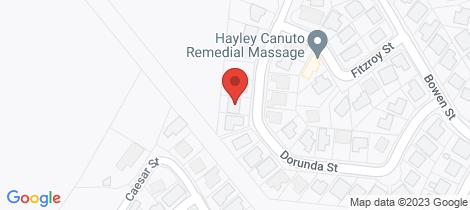 Location map for 31 Dorunda Street Mount Sheridan