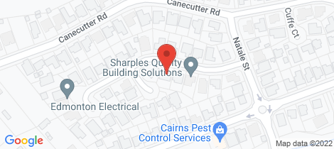 Location map for 11 McPhail Street Edmonton