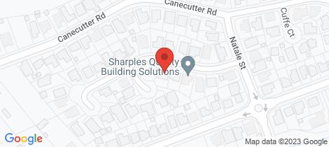 Location map for 11 McPhail Street Edmonton