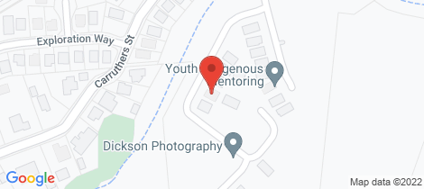 Location map for 11 Byriel Street Edmonton