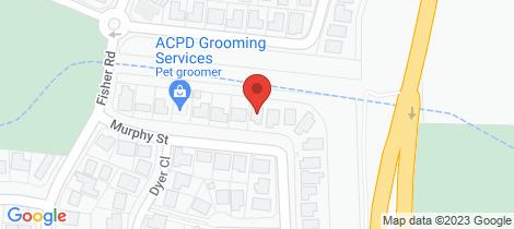 Location map for 44 Murphy Street Gordonvale