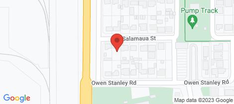 Location map for 3 Salamaua Street Mount Isa