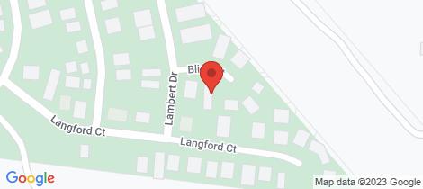Location map for 4C Bligh Court Moranbah