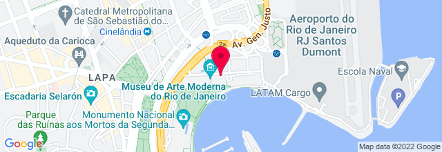 Map for Vivo Rio