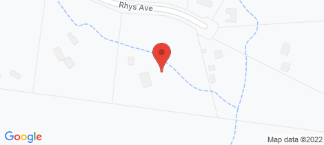 Location map for 24 Rhys Avenue The Caves