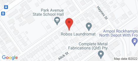Location map for 38 Tung Yeen Street Park Avenue