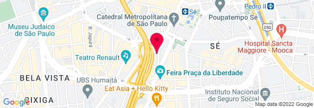 Map for Cine Joia