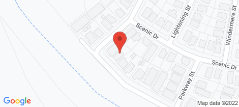 Location map for 52 Lakeside Drive Emerald