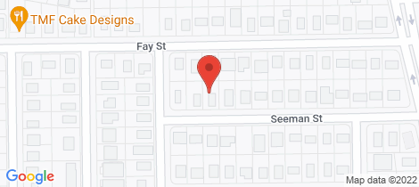 Location map for 23 Seeman Street Blackwater