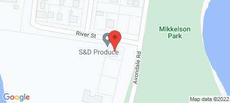 Location map for 239 Avondale Road Avondale