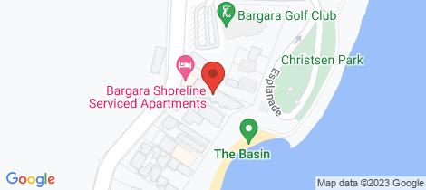 Location map for 10/104 Miller Street Bargara