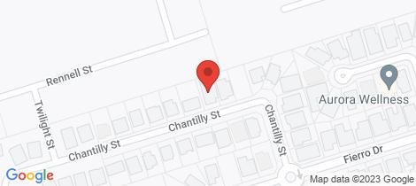 Location map for 20 Chantilly Street Bargara