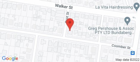 Location map for 20 Coomber Street Svensson Heights