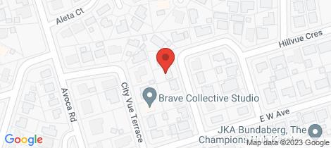 Location map for 7 Seventy Four Court Avoca