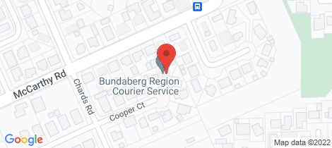 Location map for 6 Cooper Court Avenell Heights