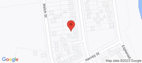 Location map for 62 Bathurst Street Elliott Heads
