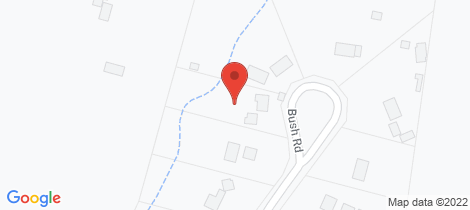 Location map for 20 Bush Road Branyan