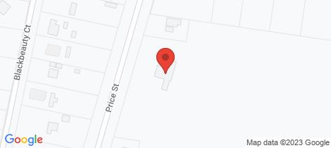 Location map for 190 Price Kensington