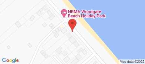 Location map for 6 Pine Court Woodgate