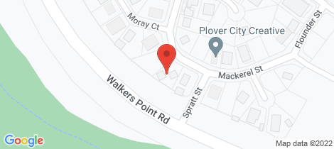 Location map for 39 Mackerel Street Woodgate