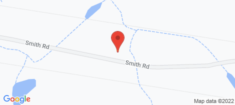 Location map for 48 Smith Road Howard