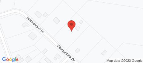Location map for 35 Diamantina Drive Howard