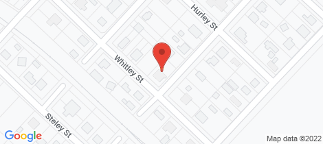 Location map for 13 Whitley Street Howard