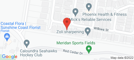 Location map for 35 Wilkiea Street Meridan Plains