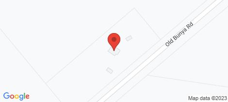 Location map for 367 Old Bunya Road Kaimkillenbun