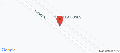Location map for Lot 2 Yaralla Road Dalby