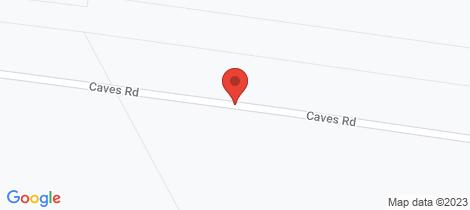 Location map for Lot 11 Caves Road, Kumbarilla Dalby