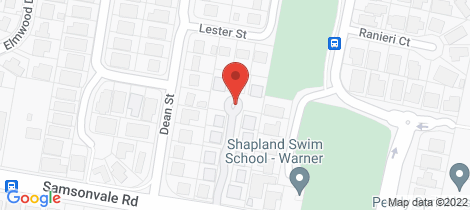 Location map for 11/306 Samsonvale Road Bray Park