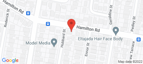 Location map for 2 Hubbard Street Wavell Heights