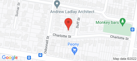 Location map for 1/2 Duff Street Wavell Heights