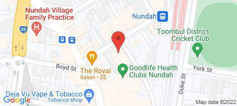 Location map for 909/1 Aspinall Street Nundah