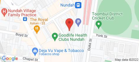 Location map for 813/16 Aspinall Street Nundah