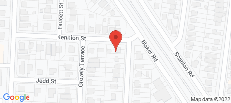 Location map for 80 Nicholson Street Mitchelton
