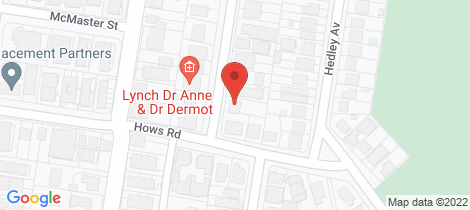 Location map for 48 Attewell Street Nundah
