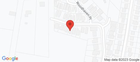 Location map for 50 Evergreen Street Mitchelton